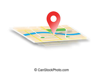 Interactive map stock illustrations 511 interactive map clip art interactive map isolated on a background gps localization sciox Choice Image