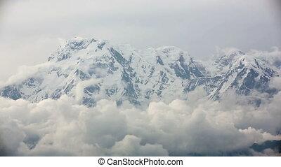 View of Annapurna, Pokhara, Nepal