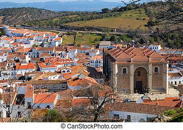 View of Aracena