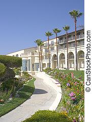 resort - view of beautiful resort