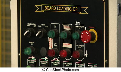 View of board loading OP