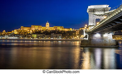 View of Budapest, Hungary