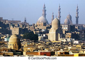 View of Cairo