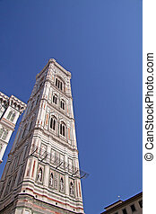 Campanile di Giotto - View of Campanile di Giotto, ...