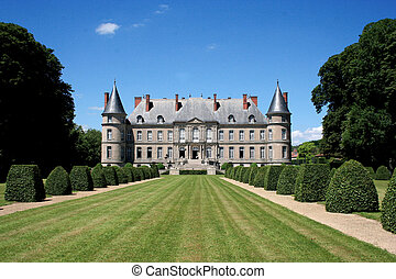 Chateau de Haroue, near Nancy, France