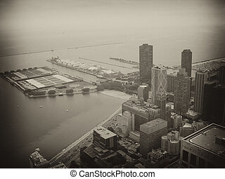 View of Chicago