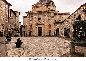 View of Chiesa Nuova