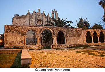 Church of St. John the catacombs, S