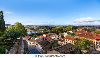 View of Ciudad Rodrigo