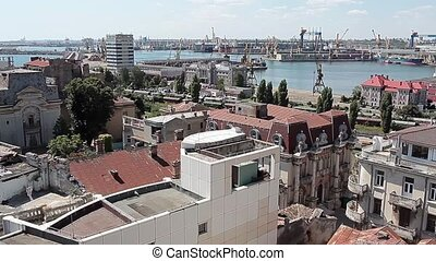 View Of Constanta In Romania