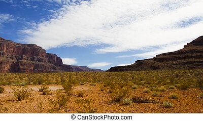 view of desert in grand canyon - landscape and nature...