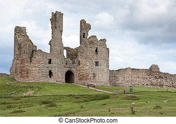 View of Dunstanburgh Castle