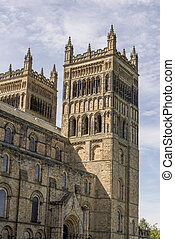 View of Durham Cathedral - County Durham - UK