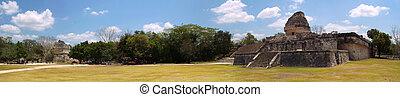 Chichen Itza site