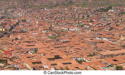 View Of Expansive Cusco City, Cusco, Peru - Medium...
