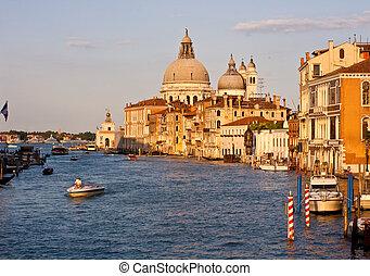 Venice - View of famous Venice lagoon