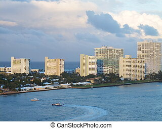 View of Fort Lauderdale