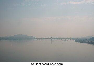 Han Gang river