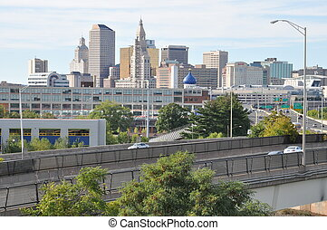 Hartford in Connecticut