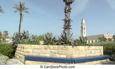 View of historic part of Jaffa