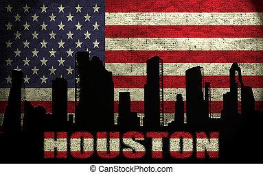 View of Houston City