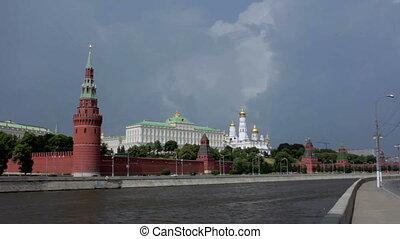 View of Kremlin Wall