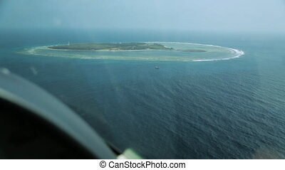 View Of Lady Elliot's Island, Great Barrier Reef