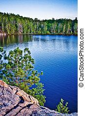 Lake in Ontario