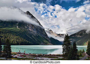 View of Lake Louise