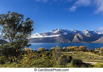 view of Lake Wakatipu