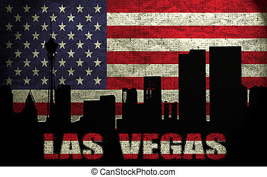 View of Las Vegas City