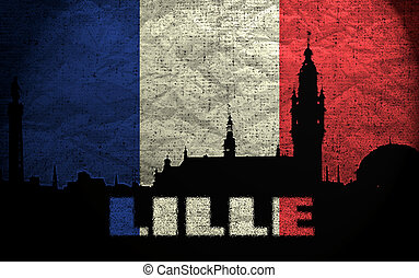 View of Lille