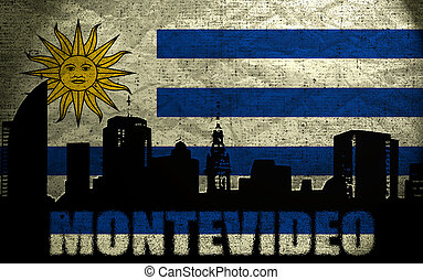 View of Montevideo