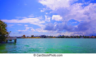 view of ocean, miami, florida