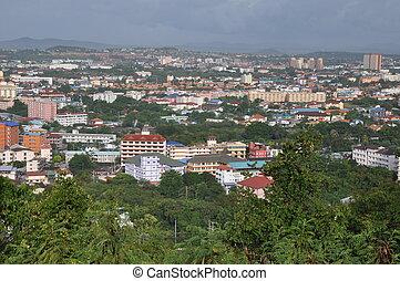 View of Pattaya