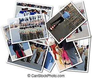 Portcards of Armed forces - View of Portcards of Armed...