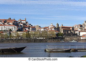 View of Porto, Portugal