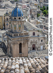 View of Ragusa Ibla