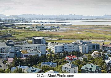 Reykjavik - View of Reykjavik