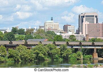 View of Richmond, Virginia