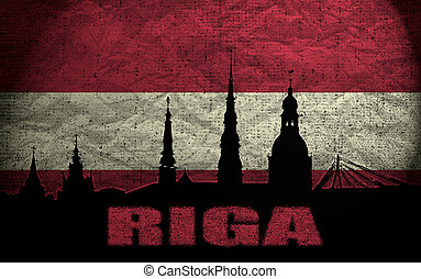 View of Riga