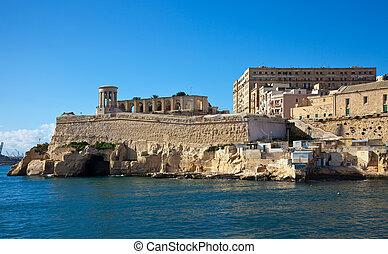 Valletta. Malta