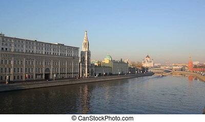 View of Sofiyskaya Embankment