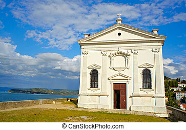 St. George church, Piran - Slovenia