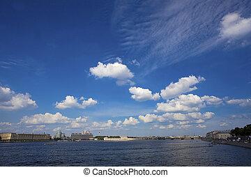 View of St. Petersburg