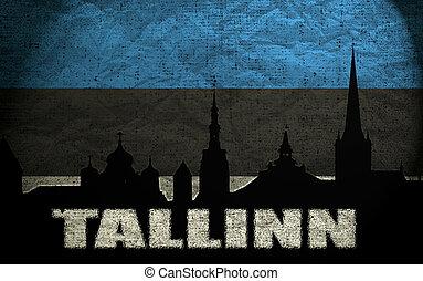 View of Tallinn