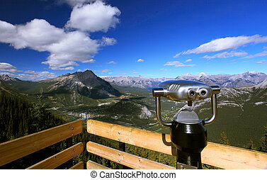 view of the canadian rockies