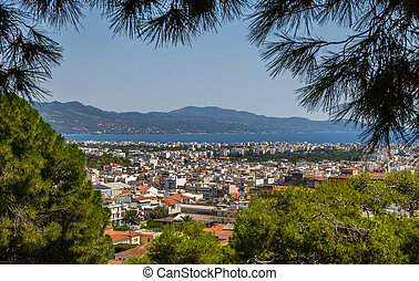 View of the City Kalamata, Greece - View of the City ...