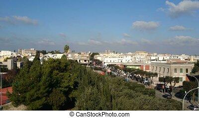 View of the city of Nardo'