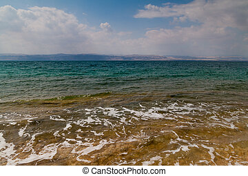 View of the Dead Sea, Jord